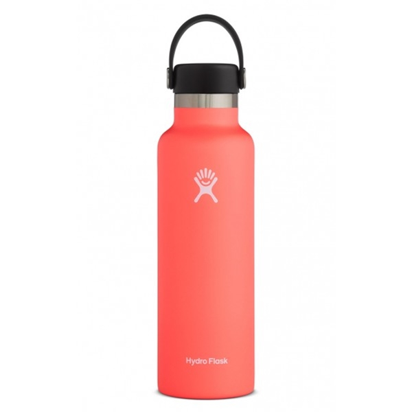 Hydro Flask 21oz Standard Mouth Flex Cap, Hibiscus